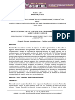 A EXPANSÃO DE CADEIAS AGROINDUSTRIAIS NO PARÁ E OS EFEITOS À AGRICULTURA FAMILIAR