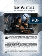 TOTTENBURG - L'Heure Du Crime