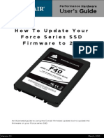 How to Force Series Firmware Update