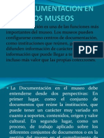 Museos Document