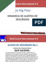 Alertas de Seguridad IADC