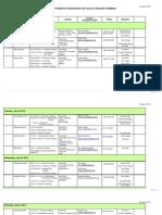 2014-15 Treasurer Trainings -Revised 6 24 14