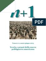 Teoria e prassi della nuova politiguerra americana