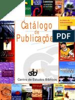 Catalogo Cebi Completo