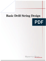 Basic Drill String Design