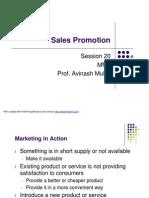 S20 Sales Promotion