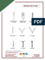 11 Refractory Weld Studs Sunbelt Stud Welding Catalog