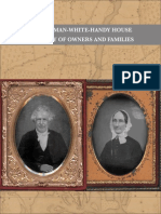 History of Owners of Handy House - Ely and James Handy