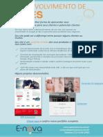 Desenvolvimento de Site_Agência E-nova