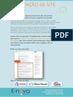 Otimização de Site_Agência E-nova