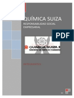 Informe Quimica Suiza 1