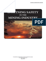 Lightning Safety in the Mining Industry