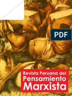 Revista Peruana del Pensamiento Marxista