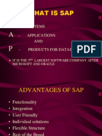 wat is SAP