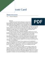 Orson Scott Card-Intoarcerea Acasa-V2 Chemarea Pamantului 1.0 10