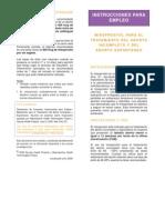 Instrucciones Para Empleo Misoprostol Aborto Incompleto Jun2008 Esp