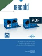 Unidades Condensadoras Lb Fcat16.03-Lb Es-p-f Frascold