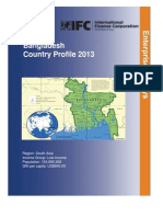 Enterprise Survey2013 Bangladesh