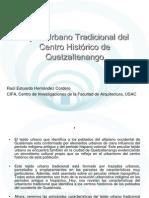 El Tejido Urbano Tradicional en el Centro Historico de Xela.pdf