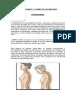 Enfermedades y Lesiones Del Sistema Óseo