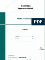 Manual Do Aluno - Curso Expresso ONLINE