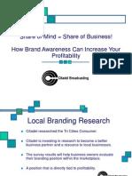 Brand the Brain