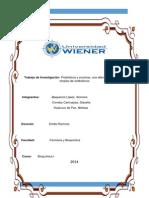 Trabajo de Investigacion Bioquimica Imprimir
