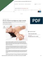 El Sexo Mejora La Inteligencia, Según Estudio _ ELESPECTADOR