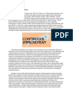 PDCA Quality Problem Identification RS