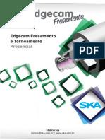 Edgecam Fresamento e Torneamento 2013 R1