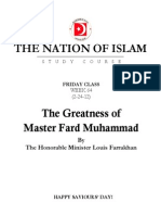 FCN the Greatness of Master Fard Muhammad 64 Fri
