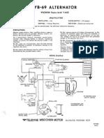 Winpower Wisc v-465d Engine