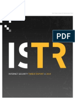 Symantec Internet Security Report 2014