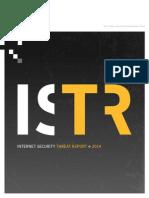 Symantec Internet Security Report 2014