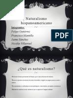 Naturalismo hispanoamericano