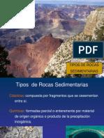 2_tipos de Rocas Sedimentarias