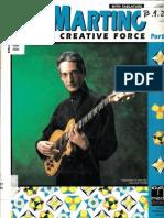 Pat Martino Creative Force