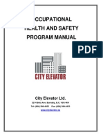 City Elevator Safety Program