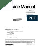Service Manual CF-07
