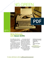 Writing Green 2014