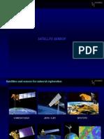 Satelites y Sensores