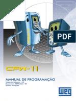 WEG Cfw 11 Manual Do Usuario Manual Portugues Br