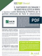 Il Business Process Outsourcing di PhonEtica per il Servizio Clienti di Banca UCB