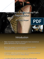 Hormones in Aquaculture Fish Reproduction