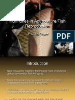 Hormones in Aquaculture Fish Reproduction