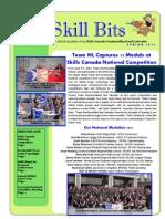 Skill Bits - Spring 2014