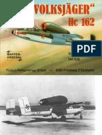 Waffen Arsenal - Band 085 - Heinkel He 162 Volksjäger
