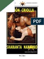 Sharanta Navarro - Pasion Criolla