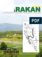 Arakan October Issue