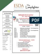 Lamplighter July 2014